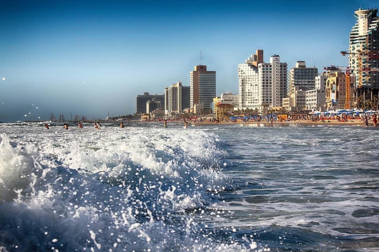 חוף בישראל