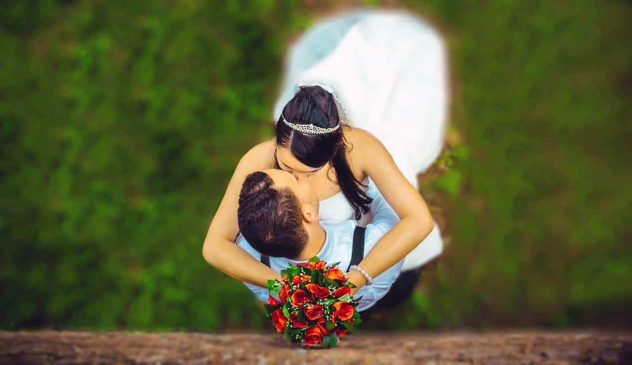 זוג מאוהבים
