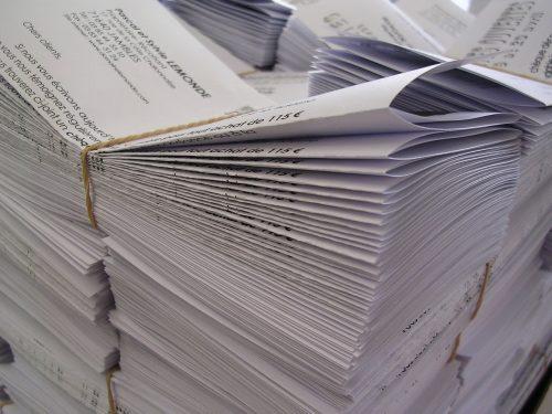 מכתבים שהודפסו