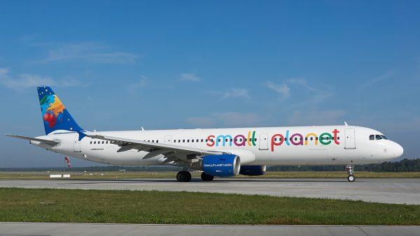 מטוס לפני המראה